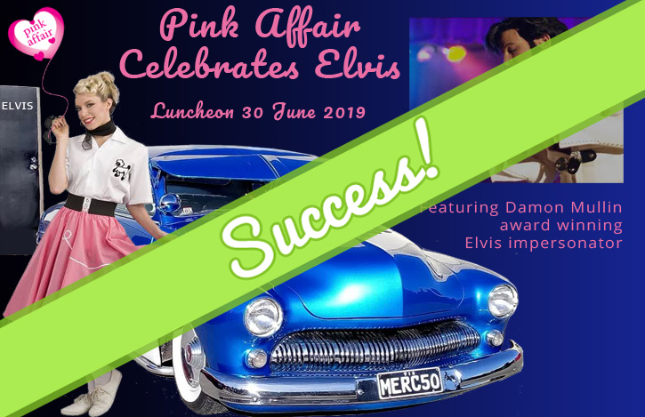 Pink Affair Elvis event 2019
